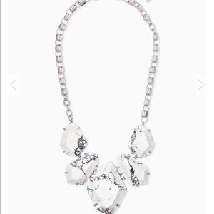 Kendra Scott Macie Howlite Necklace
